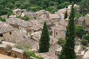 Saint-Montan, village of character in Ardeche
