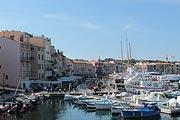 Saint tropez coast