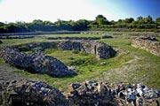 Sanxay roman settlement