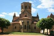 Semur-en-Brionnais en Saone-et-Loire