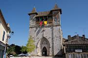 Villereal in the southern Dordogne
