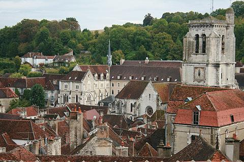 Photo of Tonnerre (Burgundy region)