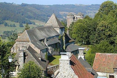Photo of Vic-sur-Cere in Cantal