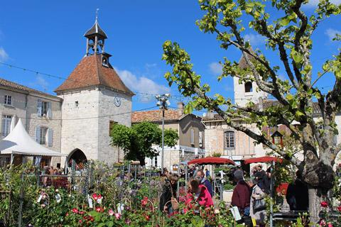 Photo of Tournon-d'Agenais in Lot-et-Garonne