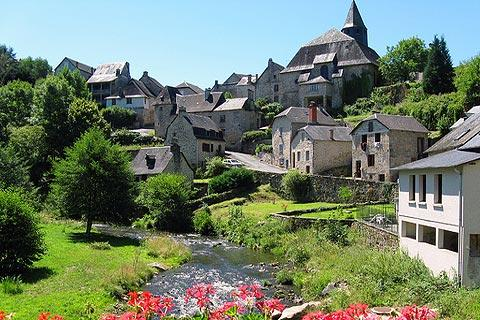 Photo of Grandsaigne in Correze