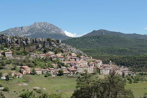 Photo of Le Bourguet in Var