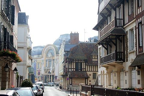 Photo of Trouville in Calvados