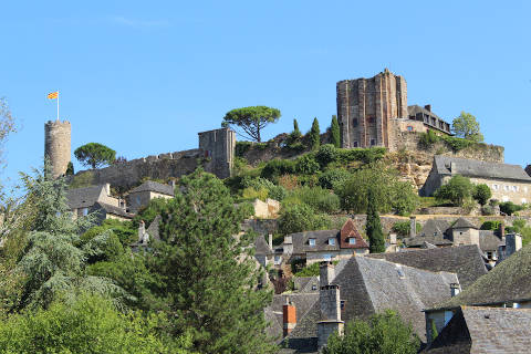Photo of Turenne in Correze