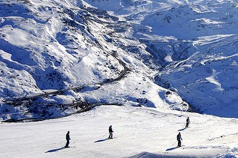 Photo of Val Thorens in Savoie