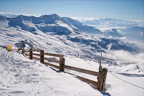 Photo of Les Avanchers-Valmorel in Savoie