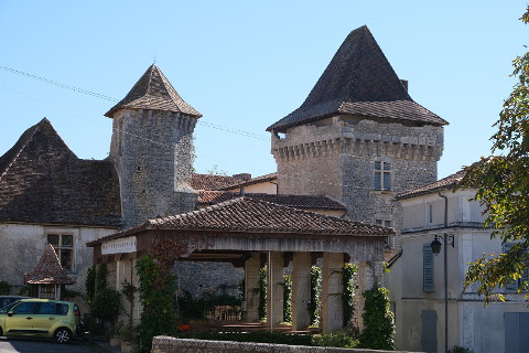 Photo of Ecuras in Charente