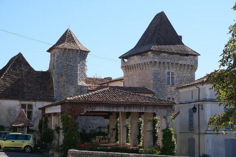 Photo of Busserolles in Dordogne