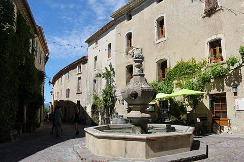Photo of Venasque in Vaucluse