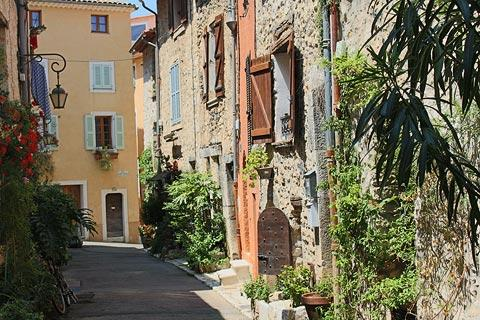 Photo of Vence in Cote d'Azur (Provence region)