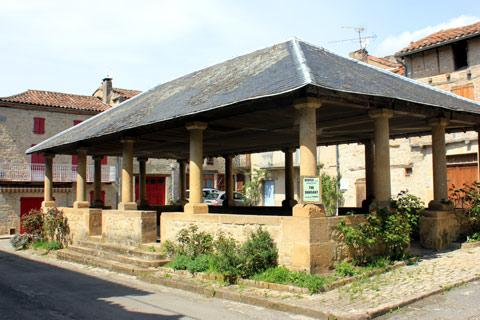 Photo of Verfeil-sur-Seye in Tarn-et-Garonne