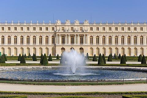 Photo de Palais de Versailles (Paris region region)
