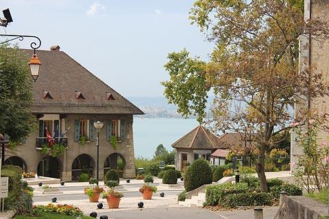 Photo of Veyrier du Lac in Haute-Savoie