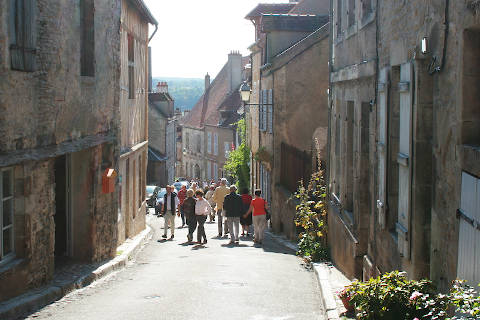 Photo of Arcy-sur-Cure in Yonne