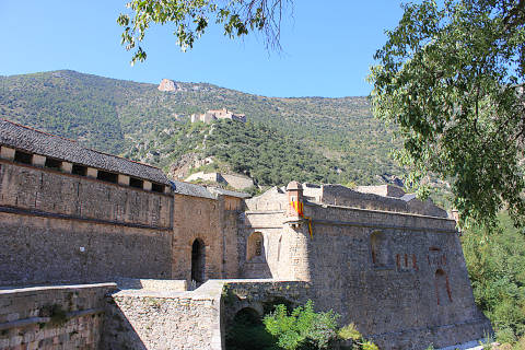 Photo of Villefranche-de-Conflent in Pyrenees-Orientales