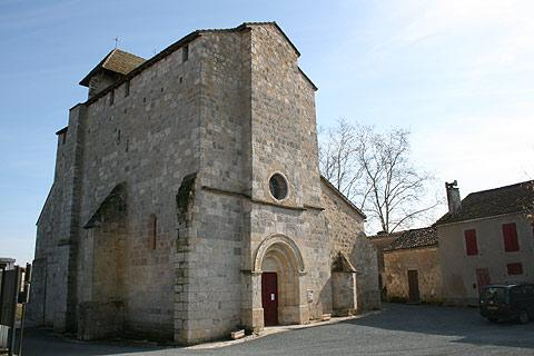 Photo de Villeneuve de Mézin (Aquitaine region)