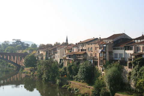 Photo of Villeneuve-sur-Lot in Lot-et-Garonne