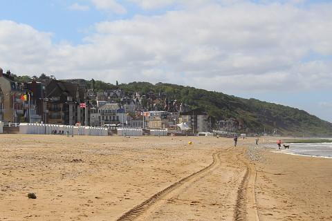 Photo of Blonville-sur-Mer in Calvados