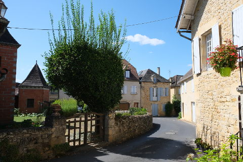 Photo of Vitrac in Dordogne