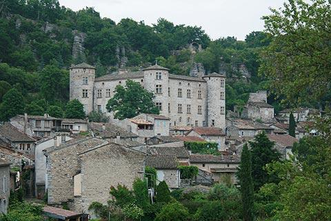 Photo of Villeneuve-de-Berg in Ardeche