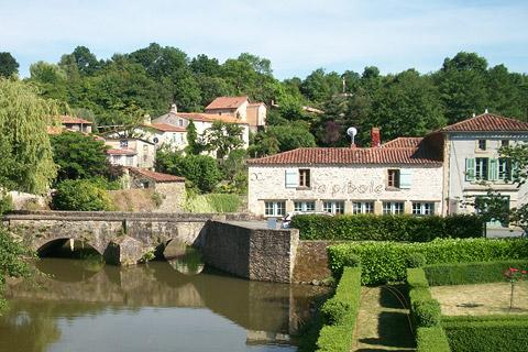 Photo de Vouvant (Pays de la Loire region)