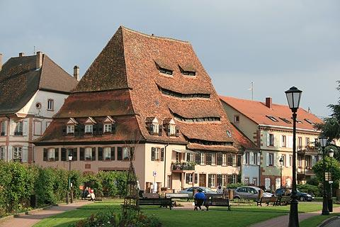 Photo of Wissembourg in Bas-Rhin