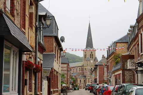Photo de Yport (Normandie region)