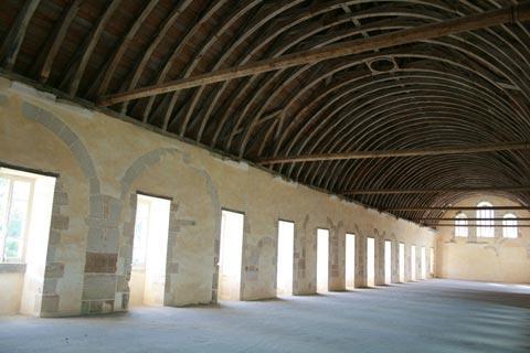 L'abbaye dortoire