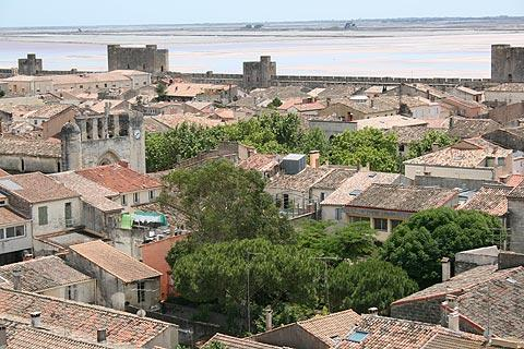 AiguesMortes France travel and tourism attractions and sightseeing