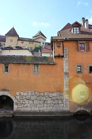 Annecy France travel and tourism attractions and sightseeing and