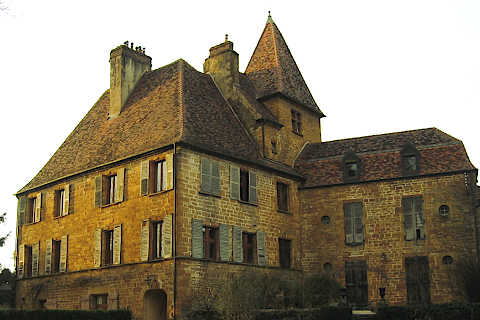 Chateau in the centre of Arbois