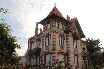 Villa Teresa, Ville d'Hiver