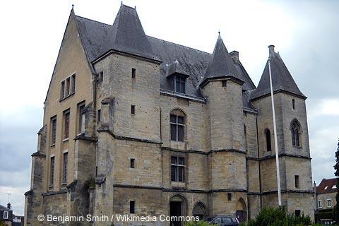 Chateau des Ducs d'Argentan