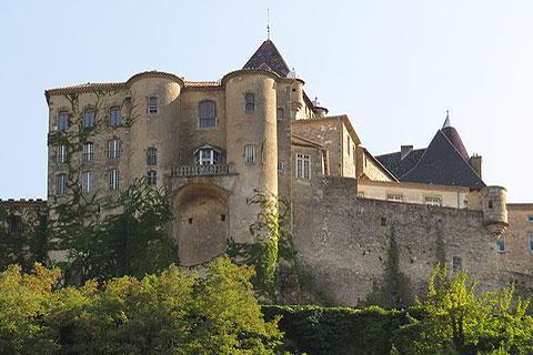 Château de Aubenas