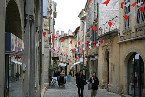Rueelle de centre ville d'Auch