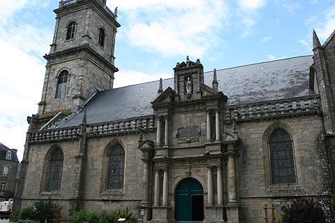 Eglise Saint-Gildas d'Auray