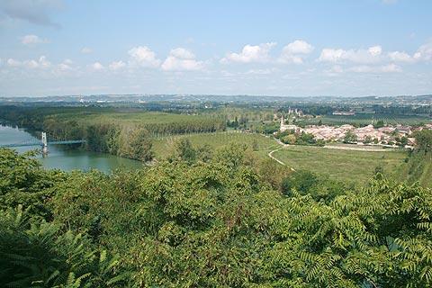 vue sur Tarn-et-Garonne