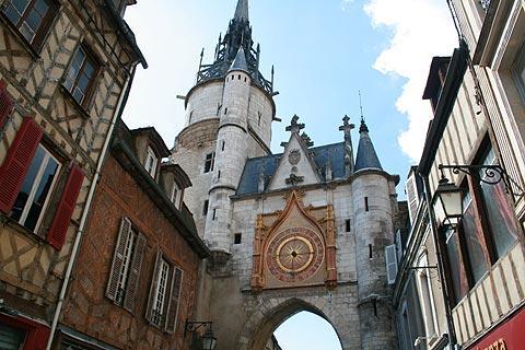 Auxerre clocher