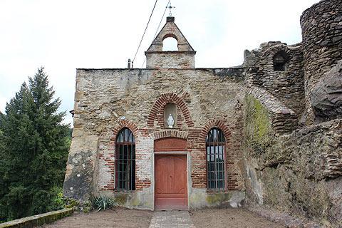 petite église d'Auzon Auzon