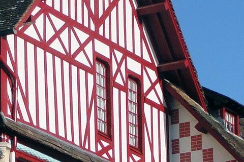 Belle epoque villa de Bagnoles de l'Orne