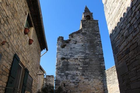 donjon de l'ancien château