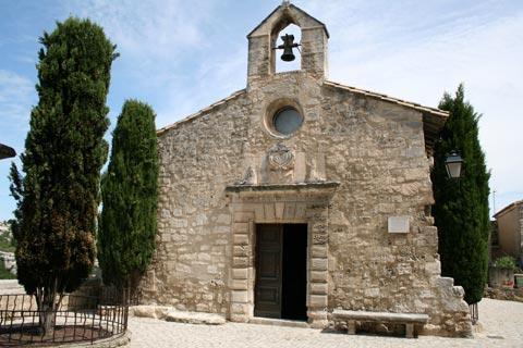 Visiter baux de provence guide de voyage et information - Office de tourisme les baux de provence ...