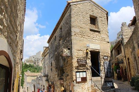 Les baux de provence france travel and tourism - Office de tourisme les baux de provence ...