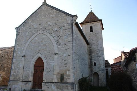 l'église de Bayers