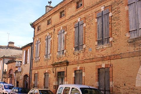 lieu de naissance de Pierre Fermat à Beaumont-de-Lomagne