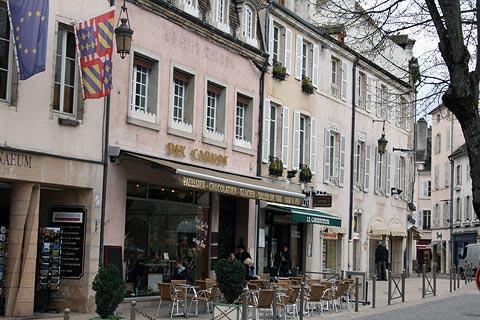 Centre ville de Beaune